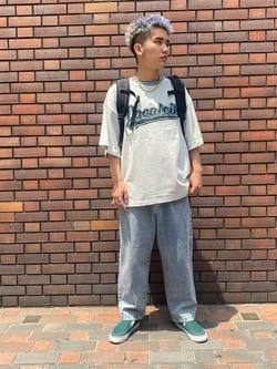 WEGO 心斎橋店 れん
