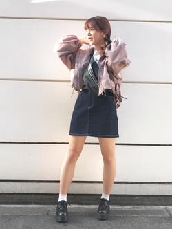 WEGO 心斎橋店 ゆっこ