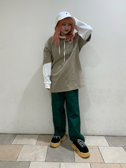 WEGO OUTLETS 三井アウトレットパークマリンピア神戸店 リノ