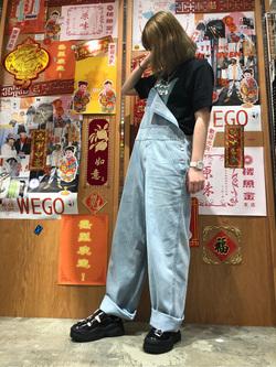 WEGO キャナルシティ博多店 あかり