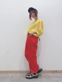 WEGO ららぽーと甲子園店 齊藤 果穂