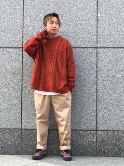 WEGO あべのキューズモール店 Ryo