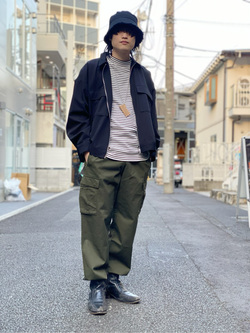 WEGO TOKYO 原宿店 もっくん
