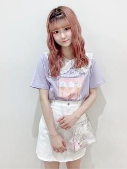 WEGO 新宿ミロード店 ちーちゃん