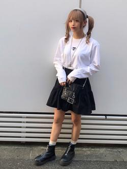 WEGO 心斎橋店 ぴんく