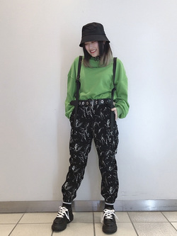 WEGO OUTLETS MOPジャズドリーム長島店 えびちゃん