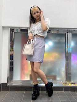 WEGO 原宿竹下通り店 MiKu