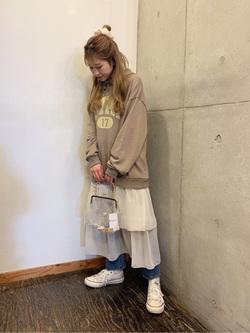 WEGO 宇都宮インターパークビレッジ店 よっこ