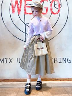 WEGO ひたちなかファッションクルーズ店 カンカン