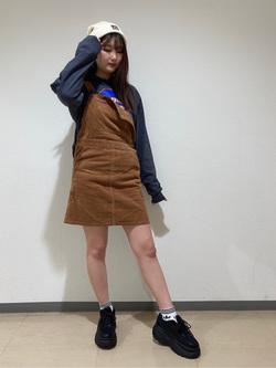 WEGO イオンモールむさし村山店 アイナ
