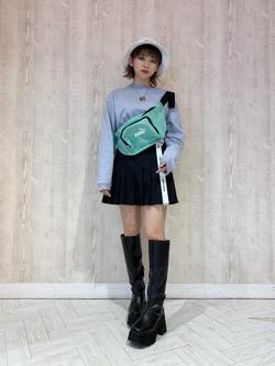 WEGO SHIBUYA109店 ちゃんかほ