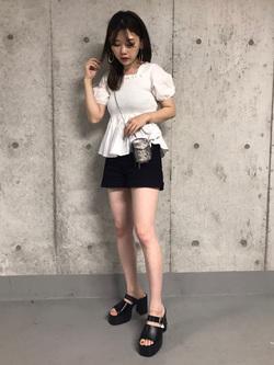 WEGO 1.3.5... 原宿竹下通り店 Tomo♡
