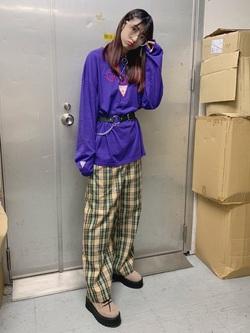 WEGO 名古屋近鉄パッセ店 るなてぃ