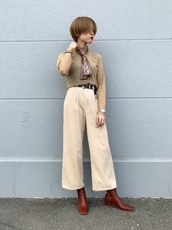 WEGO イオンモール石巻店 ゆっきー