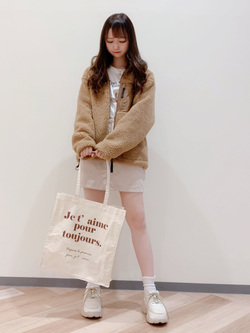 WEGO トレッサ横浜店 ゆみぽん