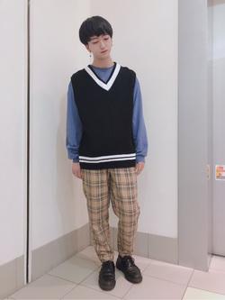 WEGO 札幌ステラプレイス店 켄토/けんと