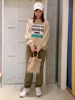 WEGO イオンモール京都桂川店 れいか