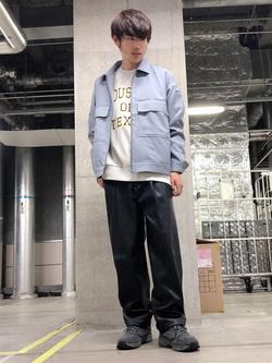 WEGO アミュプラザ長崎店 のんちゃん