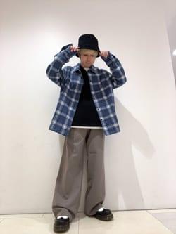 WEGO SHIBUYA109 KAGOSHIMA店 カイ
