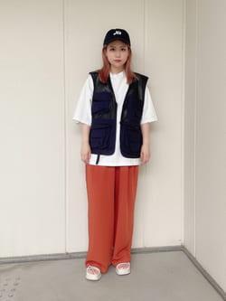 WEGO OUTLETS南町田グランベリーパーク店 ♥  かのこ  ♥