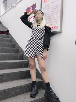 WEGO 1.3.5... 原宿竹下通り店 유지