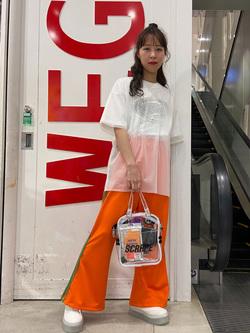 WEGO あべのキューズモール店 ゆめきゃぴ