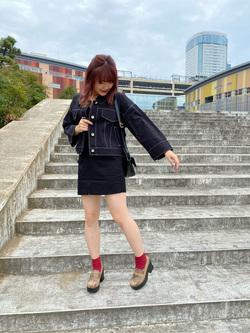 WEGO VINTAGE アーバンドックららぽーと豊洲店 yuna