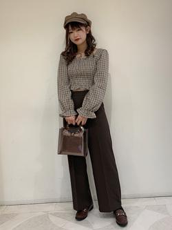 WEGO SHIBUYA109店 유 우 미 ♡♡