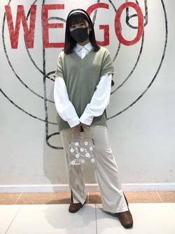 WEGO ゆめタウン徳島店 まなみ