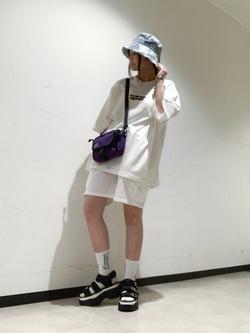 WEGO アミュプラザ長崎店 ちょもちゃん