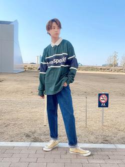 WEGO ららぽーと名古屋みなとアクルス店 POP