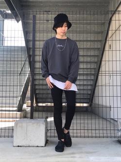 WEGO イオンモール新小松店 ユウヤ