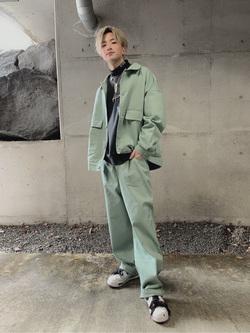 WEGO OUTLETS 軽井沢プリンスショッピングプラザ店 りょーや