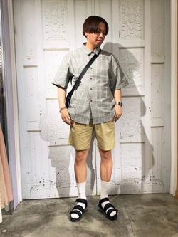 WEGO アミュプラザ小倉店 宮城裕平