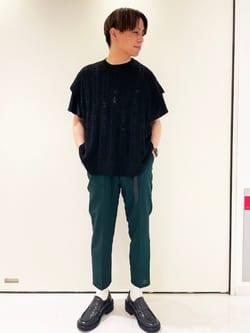 WEGO 福岡パルコ店 宮城裕平