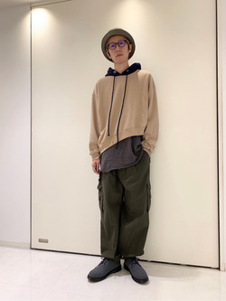 WEGO 福岡パルコ店 菊池博和