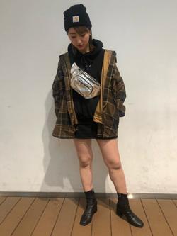 WEGO ラゾーナ川崎プラザ店 narumi
