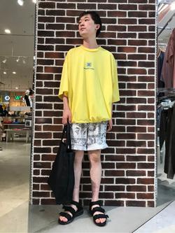 WEGO アリオ鳳店 城山 豪士