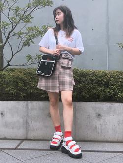 W♥C 原宿竹下通り店 へーちゃん