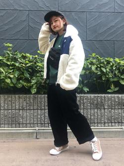 WEGO 原宿竹下口店 kaho.