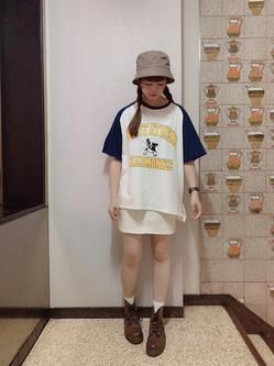 WEGO 上野店 あやのぴ