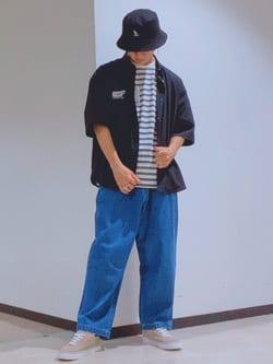 WEGO アミュプラザ長崎店 ばしょーくん