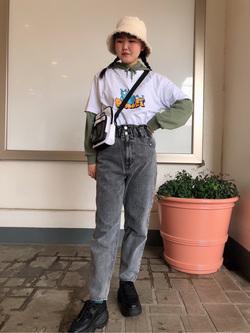 WEGO OUTLETS 三井アウトレットパーク多摩南大沢店 リュウカ