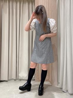 WEGO ららぽーと愛知東郷店 まゆ