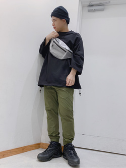 WEGO イオンモール筑紫野店 シュウジサン。