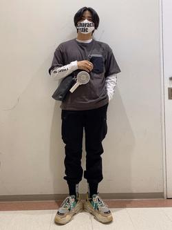 WEGO 名古屋パルコ店 りゅうき