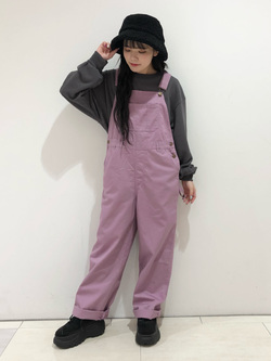 WEGO SHIBUYA109 KAGOSHIMA店 なぎぽん