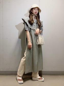 WEGO アミュプラザ小倉店 airi_nakagawa