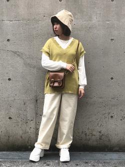 WEGO 心斎橋2号店 カナホ