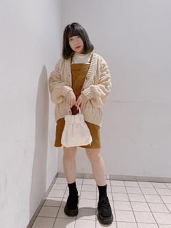 WEGO ダイバーシティ東京 プラザ店 미즈키